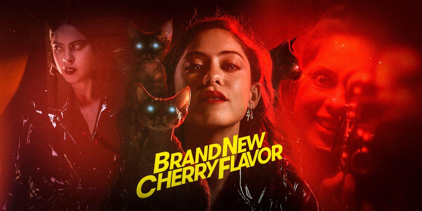 Nuevo sabor a cereza