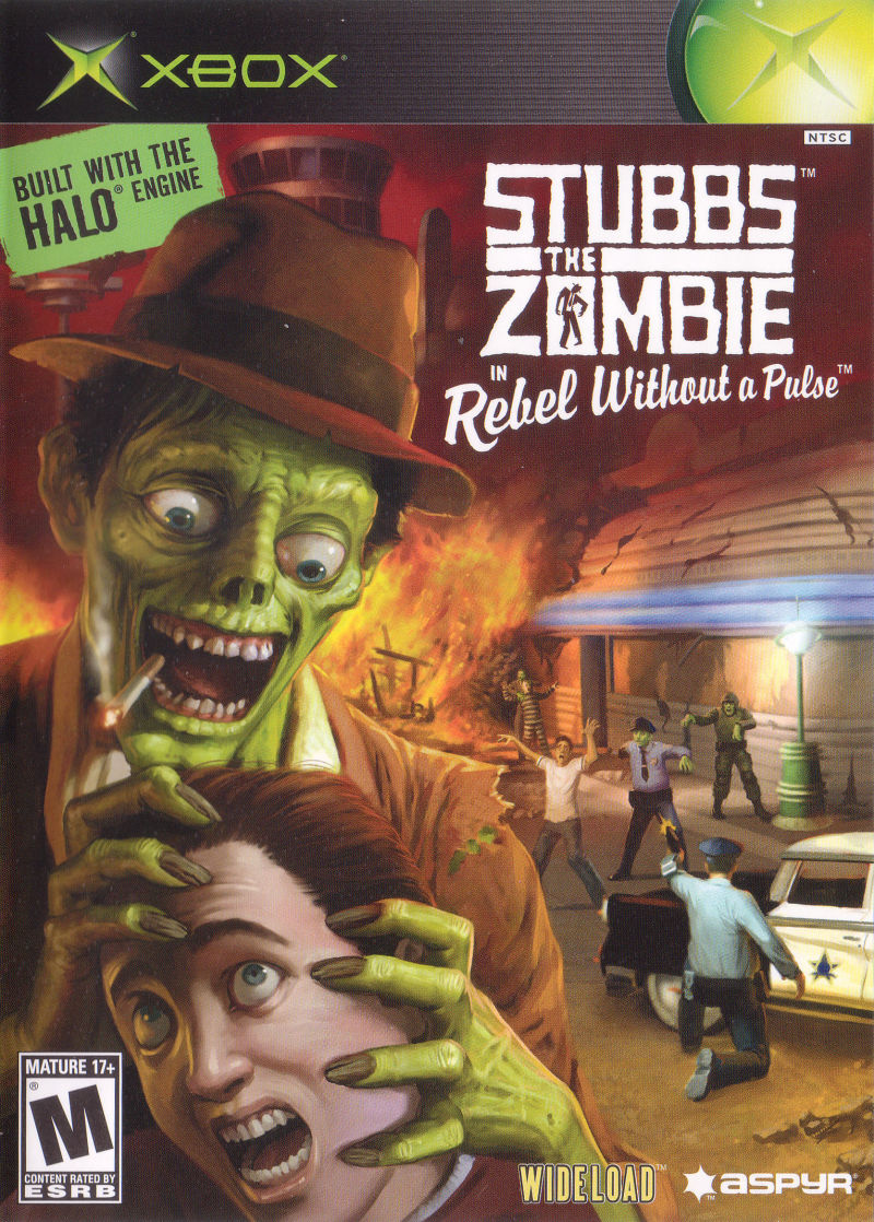 Stubbs the Zombie: Rebel without pulse